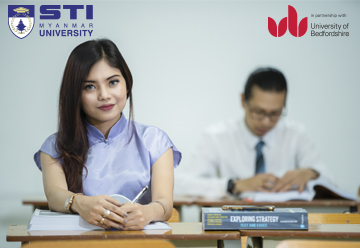 Master of Business Administration (MBA General) in Myanmar